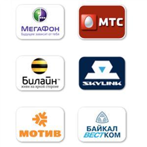 Операторы сотовой связи Болотного
