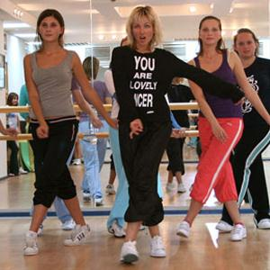 Школы танцев Болотного