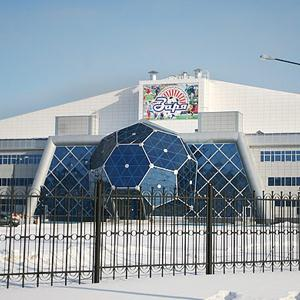 Спортивные комплексы Болотного