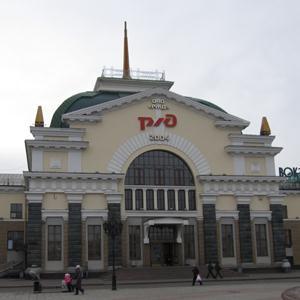 Железнодорожные вокзалы Болотного